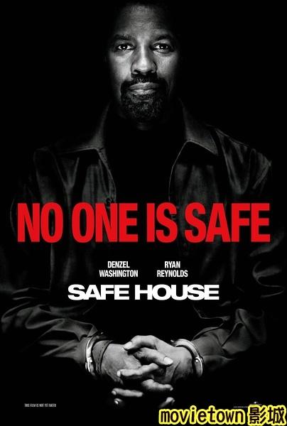 狡兔計畫海報Safe House Poster滅口布局海報藏身之所海报3新