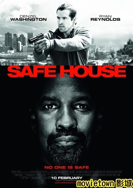 狡兔計畫海報Safe House Poster滅口布局海報藏身之所海报2新
