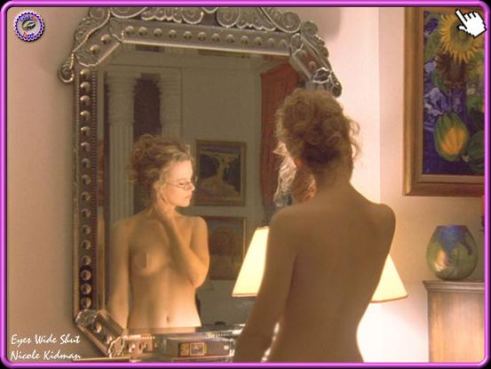 2妮可基嫚露點Nicole Kidman nude topless妮可·基德曼露点 (1)