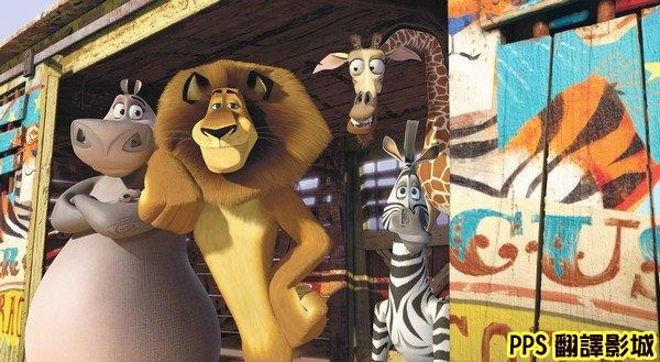 馬達加斯加3 劇照│荒失失奇兵3 劇照│马达加斯加3 剧照Madagascar 3-0.新+