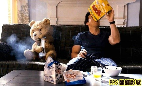 電影熊麻吉劇照│賤熊30劇照│泰迪熊剧照Ted-0馬克華柏格 Mark Wahlberg◎塞思麥克法蘭 Seth MacFarlane新+