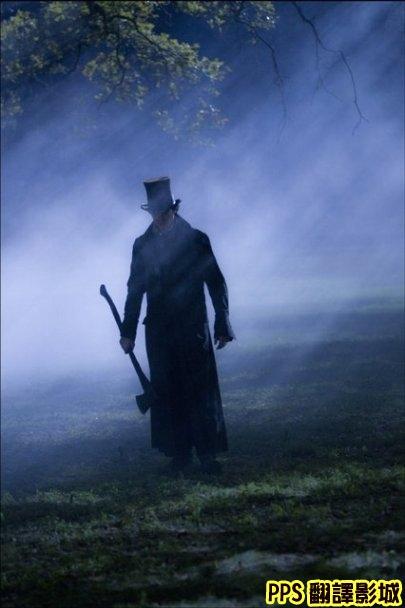 吸血鬼獵人 林肯總統劇照│吸血鬼獵人 林肯劇照│吸血鬼猎人林肯剧照Lincoln Vampire Hunter-4班傑明沃克 Benjamin Walker新+