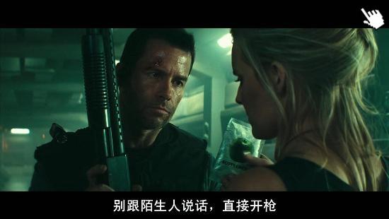 盧貝松 電影天外封鎖線-圖│拯救太空1號-圖│反锁截图│太空一号截图Lockout-3