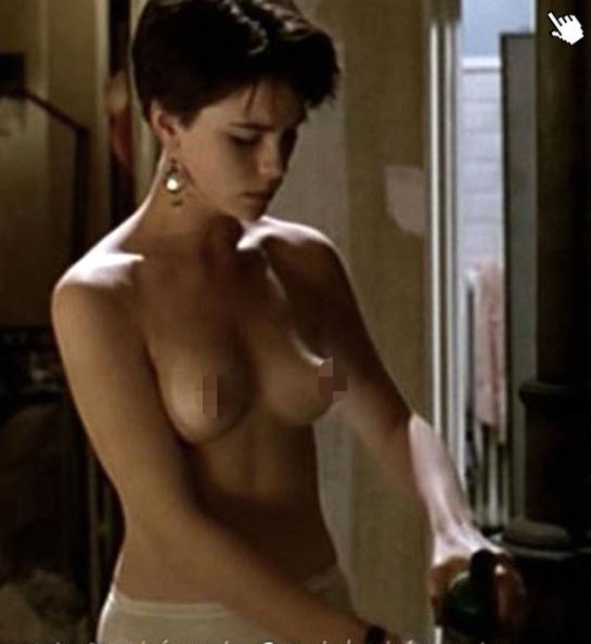 攔截記憶碼4/新宇宙威龍/新全面回忆Total Recall-凱特貝琴薩 露點Kate Beckinsale nude topless0