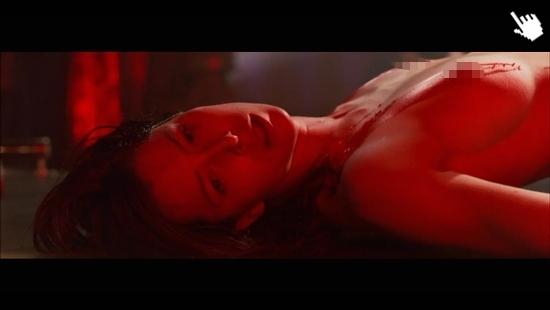 攔截記憶碼6/新宇宙威龍/新全面回忆Total Recall-潔西卡貝兒 露點Jessica Biel nude topless2