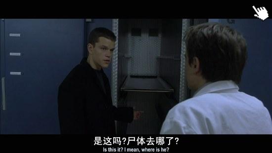 麥特戴蒙電影-神鬼認證1-3圖│叛諜追擊1-3圖│谍影重重1-3截图The Bourne Identity 1-3 image0