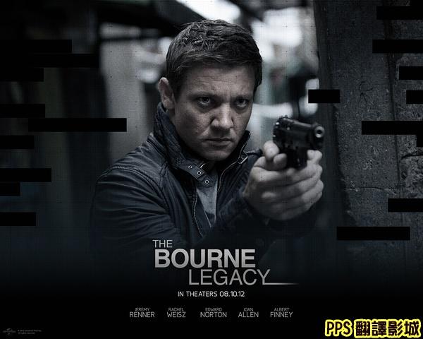 神鬼認證4海報│叛諜追擊4:機密逃殺海報│谍影重重4海报The Bourne Legacy Poster-7新
