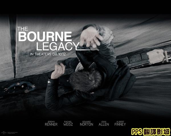 神鬼認證4海報│叛諜追擊4:機密逃殺海報│谍影重重4海报The Bourne Legacy Poster-8新