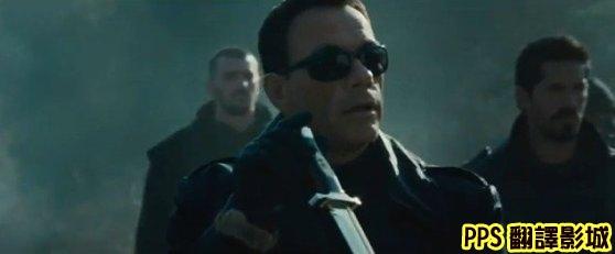 浴血任務2劇照│轟天猛將2劇照│敢死队2剧照The Expendables 2-4尚克勞范達美 Jean-Claude Van Damme新+