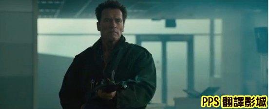 浴血任務2劇照│轟天猛將2劇照│敢死队2剧照The Expendables 2-3阿諾史瓦辛格 Arnold Schwarzenegger新+