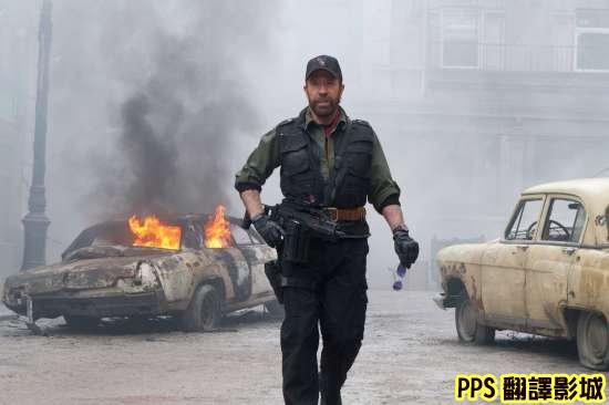 浴血任務2劇照│轟天猛將2劇照│敢死队2剧照The Expendables 2-5查克羅禮士 Chuck Norris新