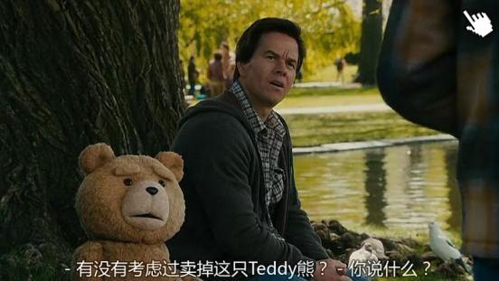熊麻吉-圖/賤熊30-圖/泰迪熊截图Ted image-0