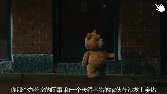 熊麻吉-圖/賤熊30-圖/泰迪熊截图Ted image-1