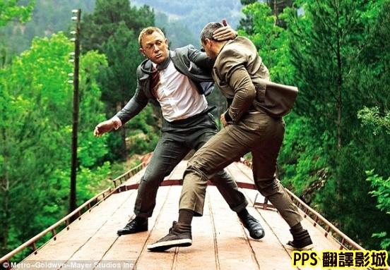 007空降危機劇照/新鐵金剛智破天凶城劇照/007大破天幕危机剧照skyfall image-7新+