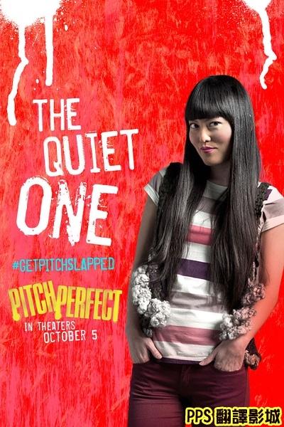 電影歌喉讚海報/完美音调qvod海报Pitch Perfect Poster8新