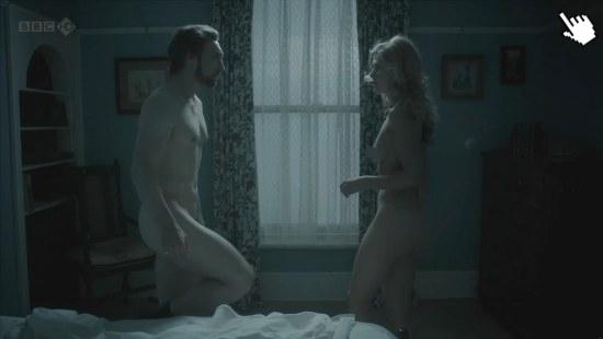 [湯姆克魯斯電影]神隱任務演員/烈探狙擊演員/侠探杰克4羅莎蒙派克露點Rosamund Pike nude sex&topless (1)