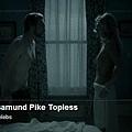 [湯姆克魯斯電影]神隱任務演員/烈探狙擊演員/侠探杰克5羅莎蒙派克-愛中的女人Rosamund Pike nude topless&sex sense in Women in Love