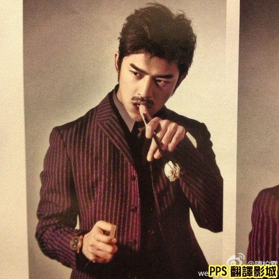 [成龍賀歲片]電影十二生肖演員/十二生肖演员CZ12 Chinese Zodiac cast6陳柏霖陈柏霖 (複製)
