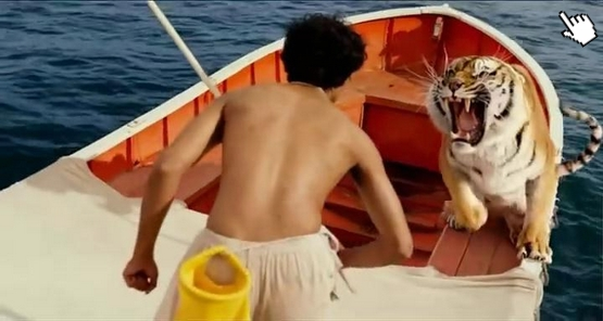 [李安導演電影]少年Pi的奇幻漂流-圖/少年派的奇幻漂流qvod截图Life of Pi Image (2)