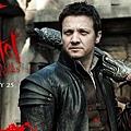 電影女巫獵人演員/格林雙俠 演員/韩赛尔与格蕾特 女巫猎人演员0傑瑞米雷納 Jeremy Renner新