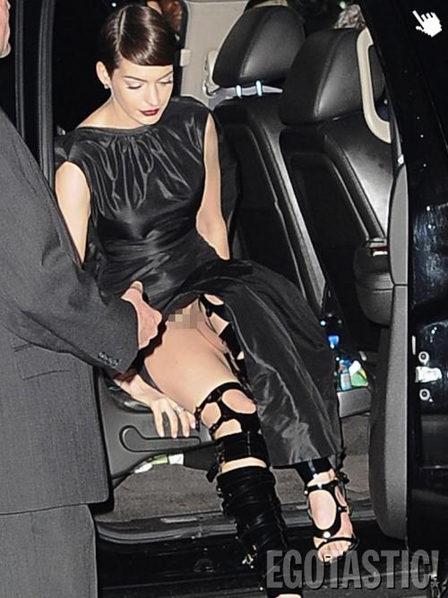 電影悲慘世界演員/孤星淚演員/悲惨世界演员2安海瑟薇露點/安海瑟威露點Anne Hathaway nude (1)