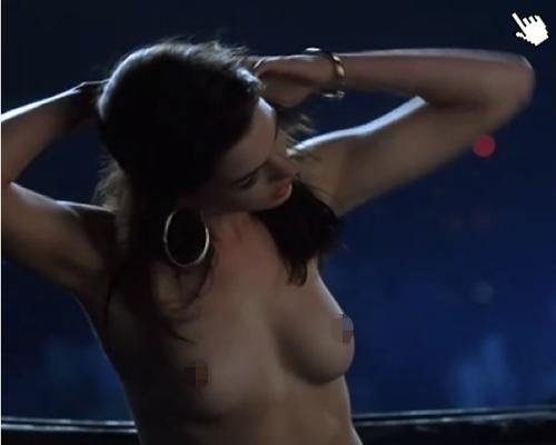 電影悲慘世界演員/孤星淚演員/悲惨世界演员2安海瑟薇露點/安海瑟威露點Anne Hathaway nude (6)