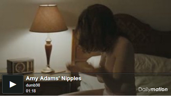 Amy Adams Nude Tits photography-