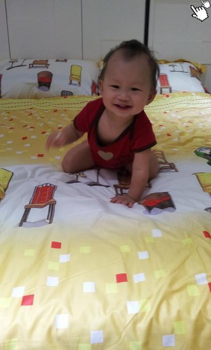 [太好睡啦~]推薦幾米床包(床組)-滿足你從小到大的夢想!超舒適的幾米繪本床單/床罩/床套/床包組/床罩組/床具大分享~