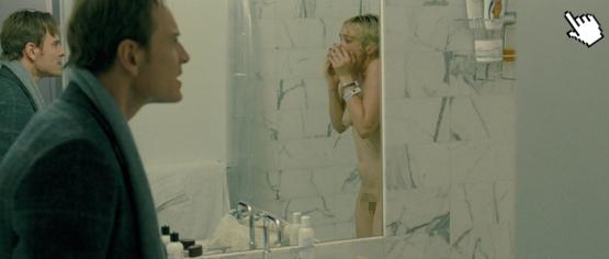 ▼凱莉穆莉根在性愛成癮的男人中有相當大膽的露點演出naked Isla Fisher nude sense in shame▼ (1)