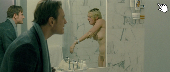 ▼凱莉穆莉根在性愛成癮的男人中有相當大膽的露點演出naked Isla Fisher nude sense in shame▼ (2)