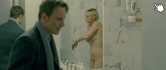 ▼凱莉穆莉根在性愛成癮的男人中有相當大膽的露點演出naked Isla Fisher nude sense in shame▼ (3)