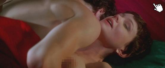 ▼凱莉穆莉根過去在電影中有相當大膽的露點床戲演出naked Isla Fisher nude sense▼ (1)