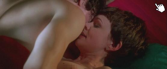 ▼凱莉穆莉根過去在電影中有相當大膽的露點床戲演出naked Isla Fisher nude sense▼ (2)