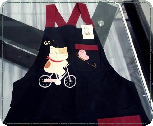 [不看會後悔]超可愛kiro貓拼布包包專賣店包包飾品圍裙襪子拖鞋全都好可愛的日本包包品牌kiro貓! (10)