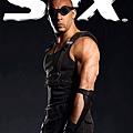 馮迪索-超世紀戰警3闇黑對決演員/星獸浩劫演員/星际传奇3演员Riddick Cast0馮迪索Vin Diesel