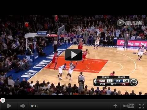 NBA11/15火箭vs尼克-重返尼克主場升空爆扣:林書豪21分5板3助完整影片-豪讚集錦