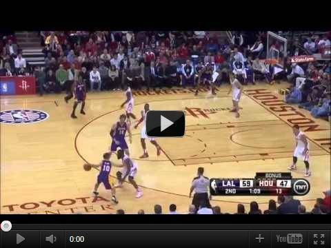 NBA11/8湖人vs火箭-林書豪賽後遭隊友怒吼:林書豪16分完整影片-豪讚集錦