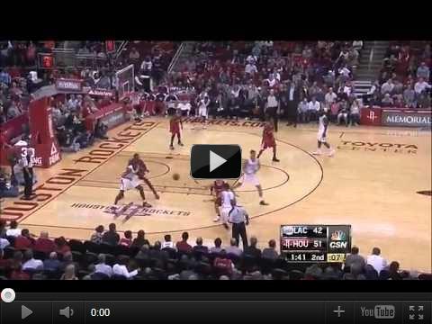 NBA11/10火箭vs快艇-火箭主場再遭快艇擊墜:林書豪6分7助攻完整影片-豪讚集錦