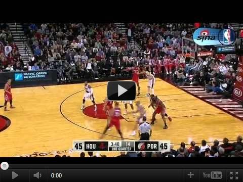NBA11/6火箭vs拓荒者-鬍獸連線爆發:林書豪12分4助攻完整影片-豪讚集錦