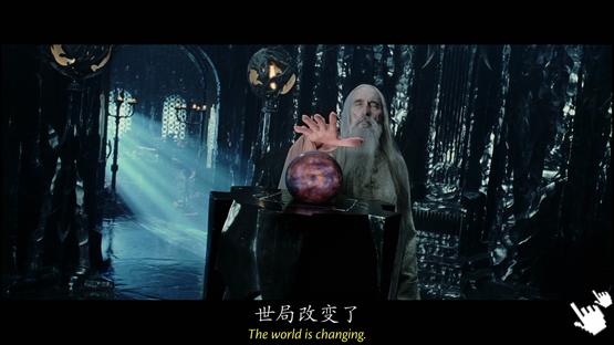 魔戒2雙城奇謀-圖/魔戒2 bt指环王2 qvod截图The Lord of the Rings 2
