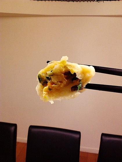 [網購宅配美食大探索]這種美食怎能不網購?稻草人工作坊:好大的蝦水餃!宅配美食分享/推薦網路宅配美食