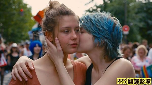 [好看同性戀電影]藍色是最溫暖的顏色劇照/接近無限溫暖的藍劇照/阿黛尔的生活qvod剧照Blue Is The Warmest Colour Image