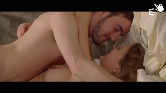 蕾雅瑟杜過去有大膽的露點床戲演出naked Lea Seydoux nude sex sense