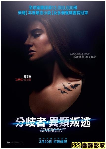 電影分歧者演員/異類叛逃演員/分歧者演员Movie Divergent Cast雪琳伍德利 shailene woodley