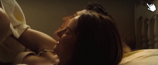 雪琳伍德利在戀夏進行式有大膽露點床戲naked shailene woodley nude sex sense in The Spectacular Now
