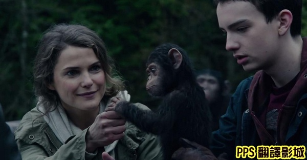 猩球崛起2黎明的進擊演員/猿人爭霸戰2猩凶革命演員介紹/猩球黎明演员凱莉羅素 Keri Russell
