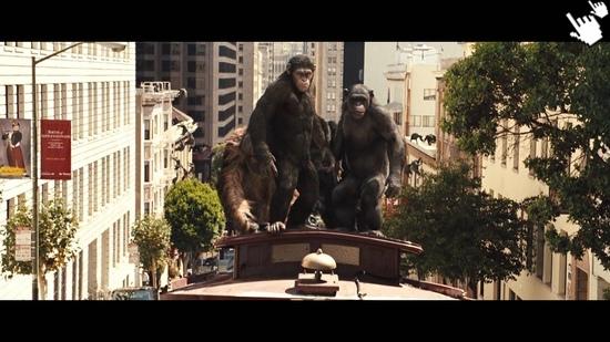 [猩球崛起2黎明的進擊首集]猩球崛起1-圖/猿人爭霸戰bt猩球崛起qvod快播截图