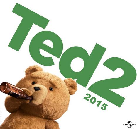 熊麻吉2海報/賤熊30-2海報/泰迪熊2海报Ted 2 Poster