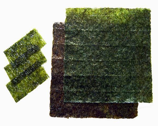 看部落格長知識:海苔和紫菜有何區別? 90%的人都不知道