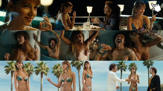卡塔莉納丹尼絲在電影影集中大膽露點床戲演出Naked catalina denis nude sex sense